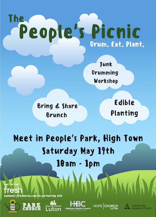 People's Picnic Web