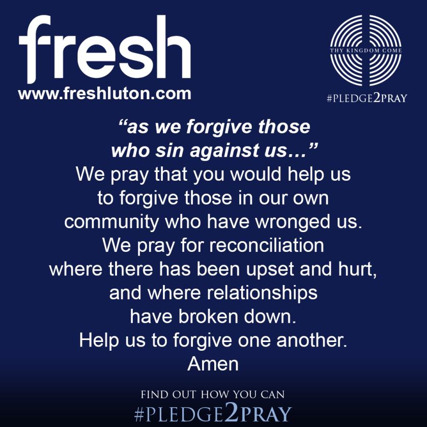 Prayer – FRESH